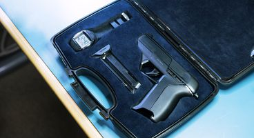 Anybody Can Fire This 'Locked' Smart Gun With $15 Worth of Magnets