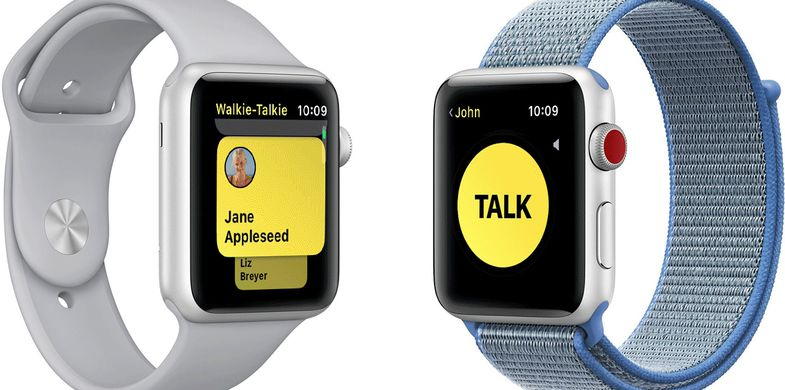 Flaw in Apple Watch Walkie Talkie app allows attackers to spy on iPhone users