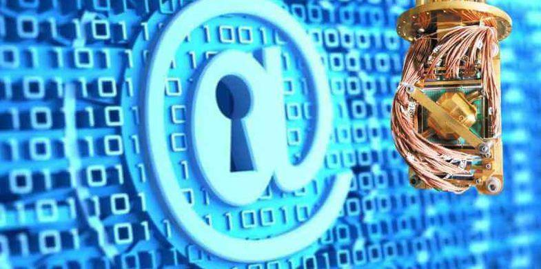Quantum Computing, Encryption