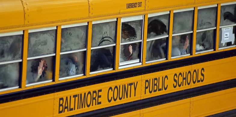 Baltimore County Schools found exposing highly sensitive