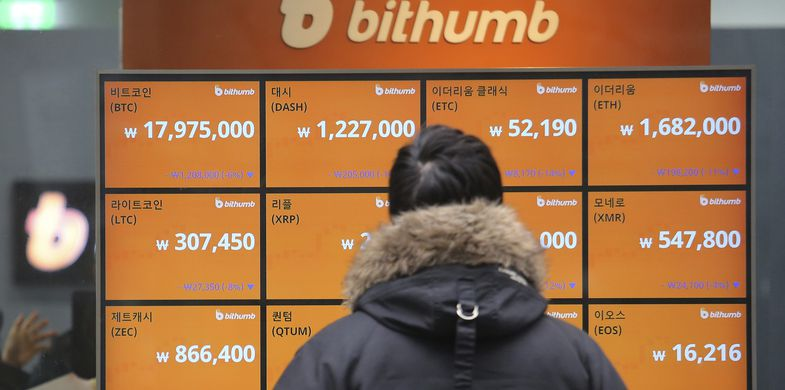 Bithumb cryptocurrency exchange hacked; $20 million worth EOS and Ripple cryptocurrencies stolen