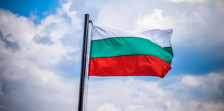 Bulgaria, flag, Monument, Symbol, Flag, Outdoors, Balkans, Bulgarian