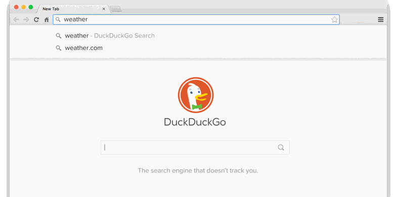 Vulnerability in DuckDuckGo allows attackers to launch URL spoofing attacks
