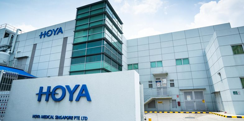 Lens manufacturer Hoya Corporation suffers cyber attack causing partial factory shutdown