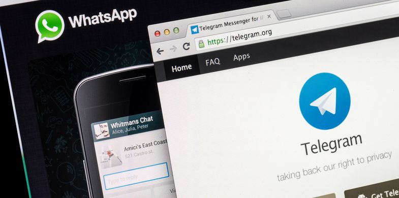 WhatsApp and Telegram affected by 'Media File Jacking' flaw