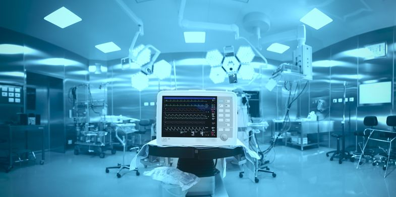 Doctor, Healthcare And Medicine, Pulse Trace, Computer Monitor, Equipment, Hospital, Hospital Ward, Industry, Laboratory, Medical Research, Operating Room, Surveillance, Taking Pulse, Work Tool, Architecture, Clean, Computer, Door, Modern, Surgery, Table, Urgency, Accidents and Disasters, Appliance, Business Finance and Industry, Cable, Effort, Electric Lamp, Electrical Equipment