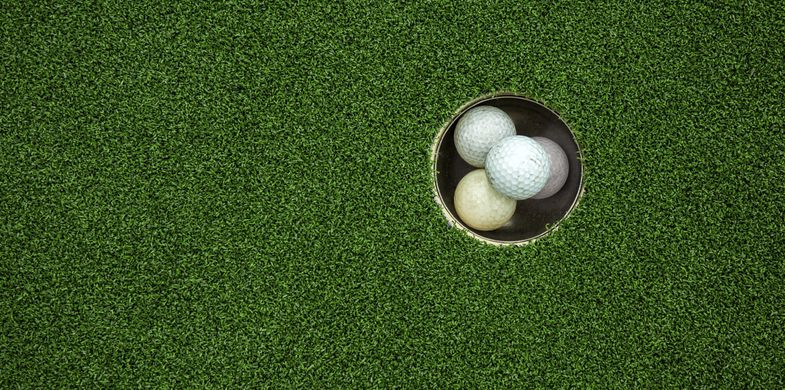 Golf, Hole, Image, Golf Ball, Directly Above, Group of Objects, Equipment, Golf Course, Green Color, Circle, Close-up, Macro, Outdoors, Nature, Ball, Field, Space, Competitive Sport, Recreational Pursuit, Activity, Light - Natural Phenomenon, Summer, Sport, Entertainment, Heap, No People, Large Group of Objects, Sports Training, Single Object, Hobbies, Play, Grass, Fun, Backgrounds, Relaxation