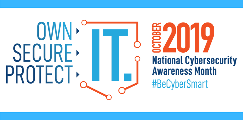 National Cyber Security Awareness Month: Here's what you can do today