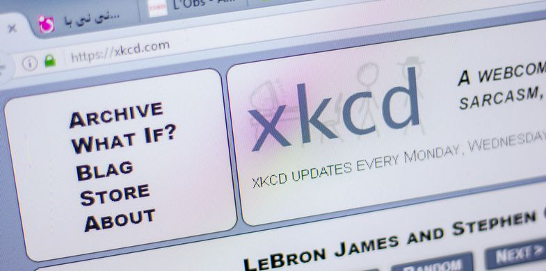 XKCD forum hit with data breach exposing information of over 500,000 members