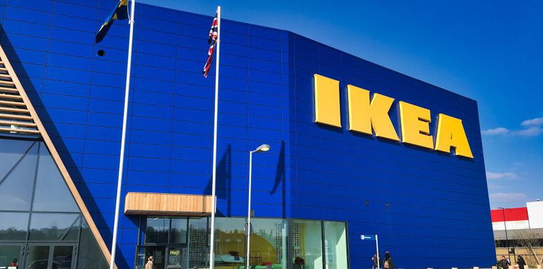 ikea, furniture, store, mall, company, building, brand, showroom, retail