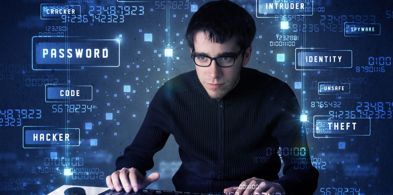 glasses, password, concept, adult, evil, information, thief, man, spyware, secure, steal, hack,privacy, code, break, cyberspace, illegal, malware, robber, digital, technology, security, hacking, computer, abstract, protection, icon, burglar, mafia, mask, trojan, spy,credit,
