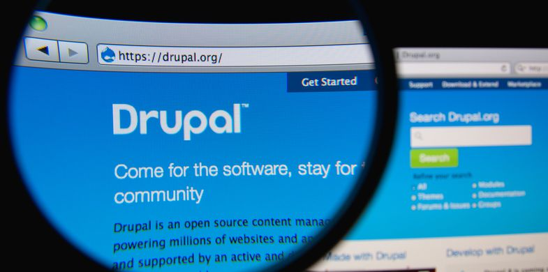 A 'Highly Critical' Remote Code Execution Vulnerability impacts Drupal core CMS