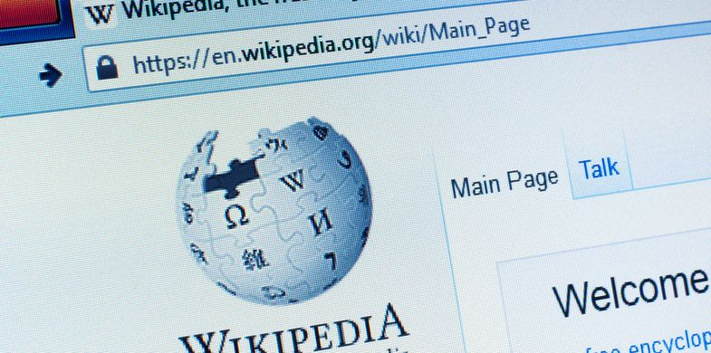 Wikipedia goes partly offline after massive DDoS attack