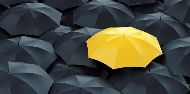 uniqu,stand,umbrella,protect,creativ,yellow,differ,concept,crowd,individual,business,background,1,leadership,team,teamwork,security,abstract,identity,alone,win,rain,leader,outstanding,black,special,success,idea,object,many,illustration,safety,best,weather,among,3d,group,community,open,accessory,color,concepts,creativity,different,individuality,nobody,one,parasol,protection,protective,render,shelte