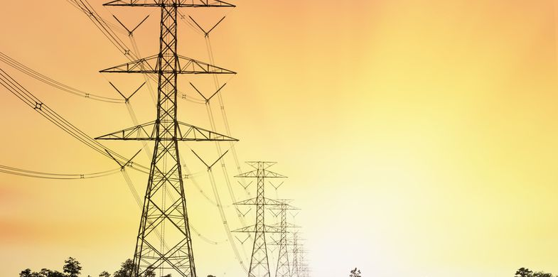 electricity,grid,pylon,background,cable,distribution,dusk,electric,electrical,energy,engineering,environment,equipment,generation,high,industrial,industry,landscape,line,misty,morning,power,row,silhouette,sky,station,steel,structure,sun,sunrise,sunset,supply,technology,tower,transmission,vector,voltage,wire