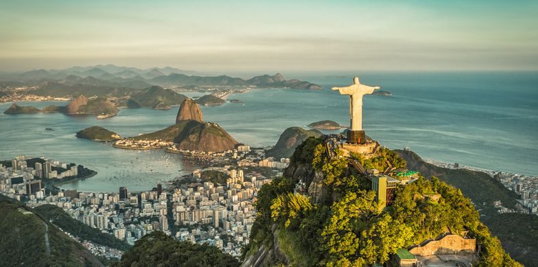 rio, brazil, janeiro, de, christ, corcovado, landmark, tourism, urban, aerial, view, summer, beach, copacabana, hill, downtown, coast, america, travel, rock, statue, attraction, south, botafogo, paradise, tourist, guanabara, city, mountain, sugar, scenic, bay, ipanema, sea, loaf, water, vacation, boats, landscape, international, ocean, cityscape