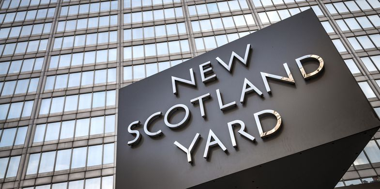 Attackers Compromise Twitter Account of Scotland Yard