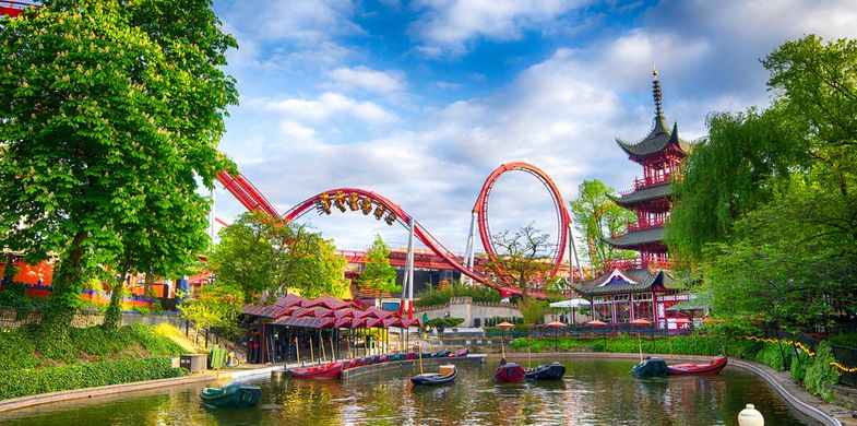 Hackers Target Website of World's Second Oldest Amusement Park Tivoli Gardens