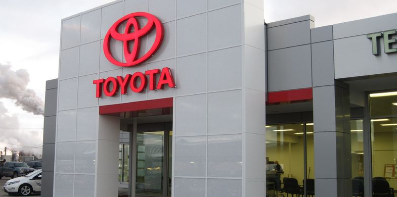 Toyota suffered a data breach compromising sales information of almost 3.1 million customers