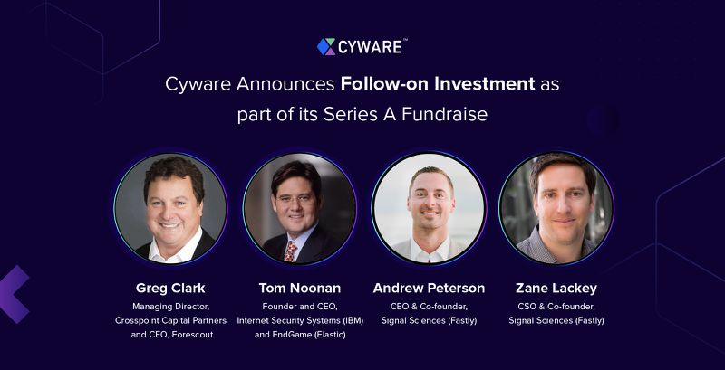 Cyware Announces Follow-on Investment as part of its Series A Fundraise