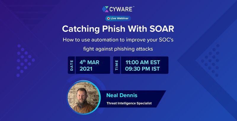 March Webinar: Catching Phish, Automatically!